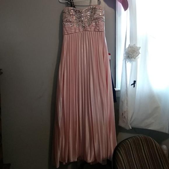 Dresses Soft Pink Prom Dress Poshmark